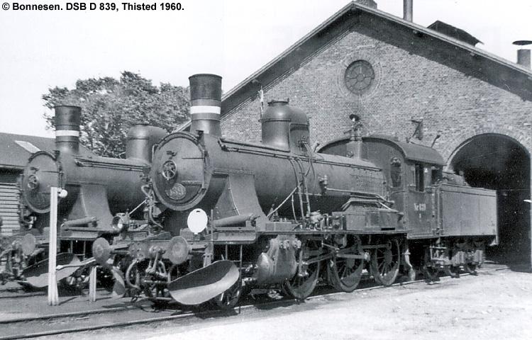 DSB D839