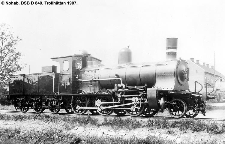 DSB D840 1
