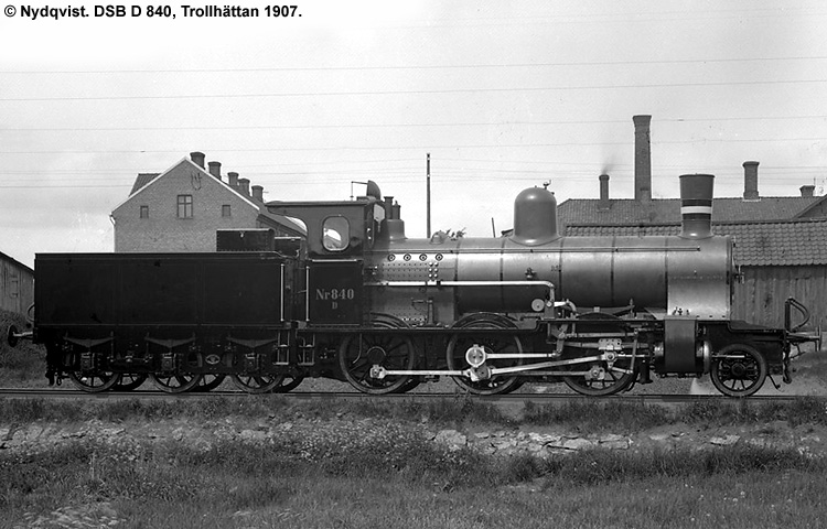 DSB D 840
