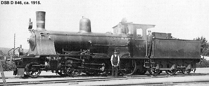 DSB D 846