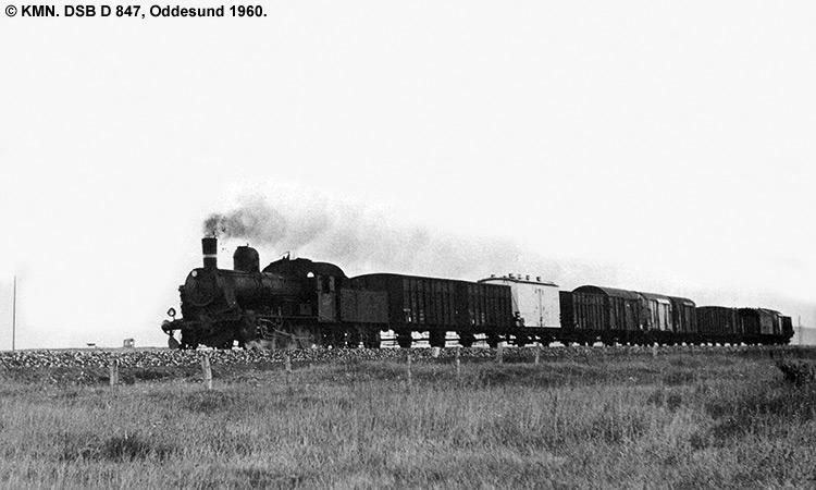 DSB D847