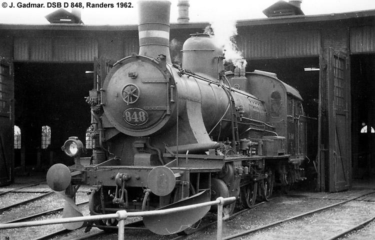 DSB D848