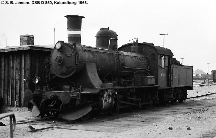 DSB D 850