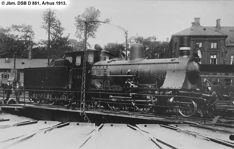 DSB D851
