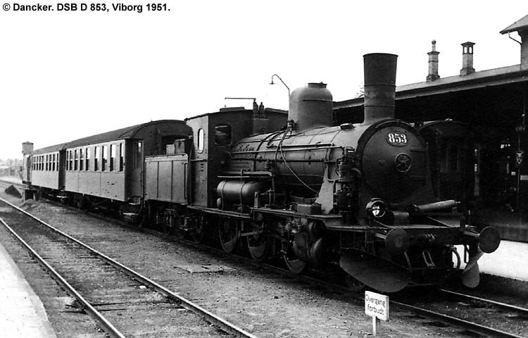 DSB D 853