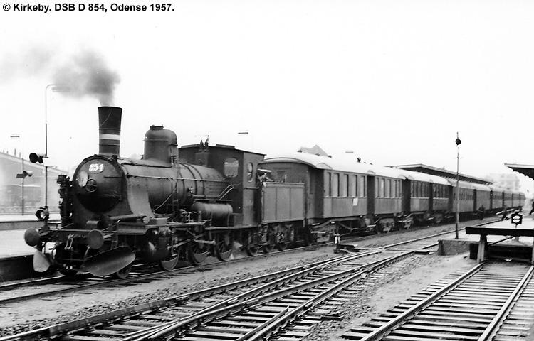 DSB D 854