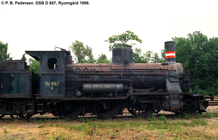 DSB D857