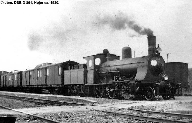 DSB D 861