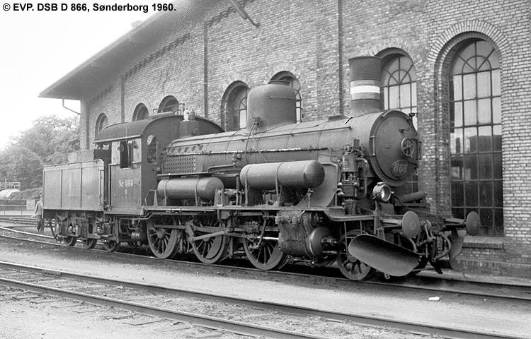 DSB D 866