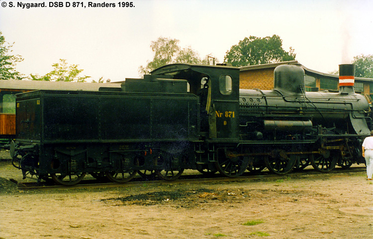 DSB D 871