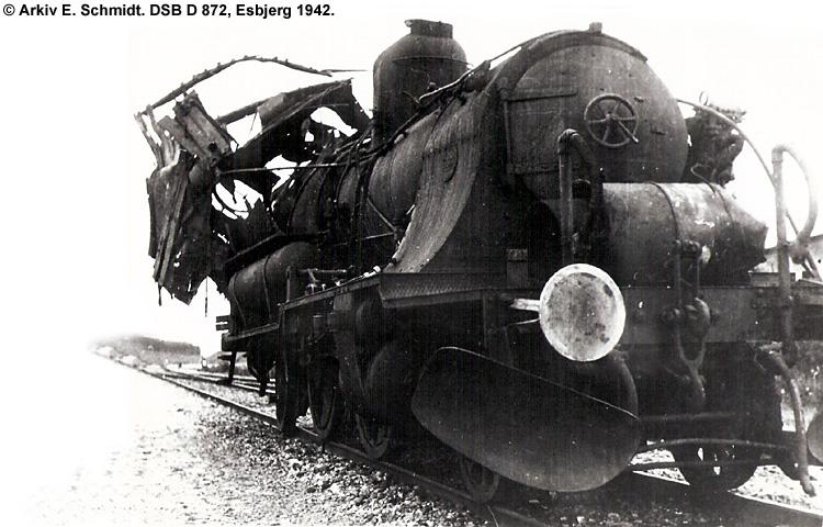 DSB D 872