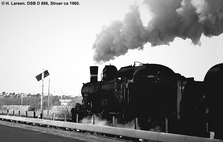 DSB D886