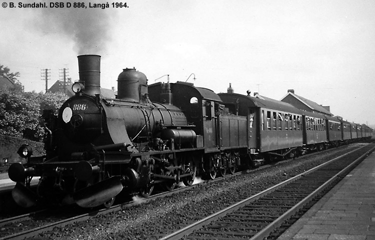 DSB D 886