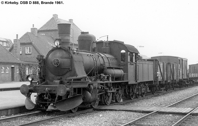 DSB D 888