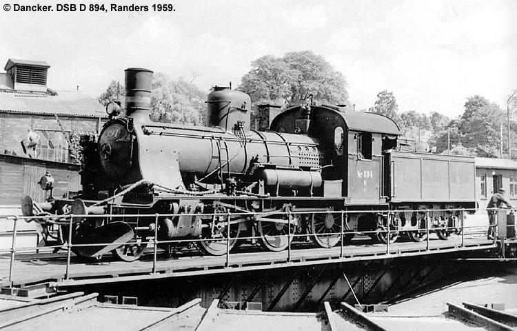 DSB D 894