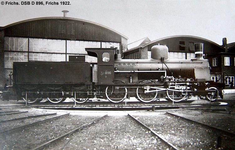 DSB D 896