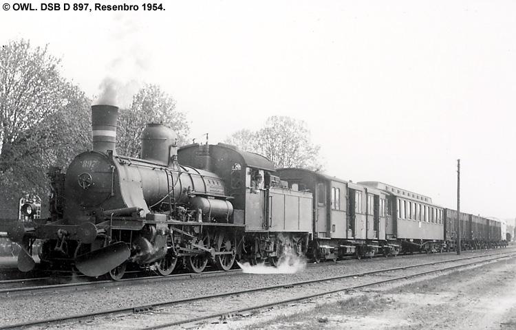 DSB D 897