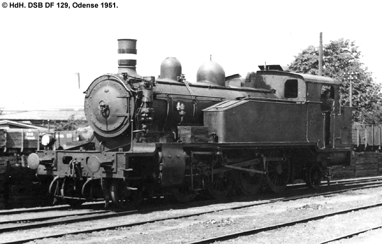 DSB DF 129