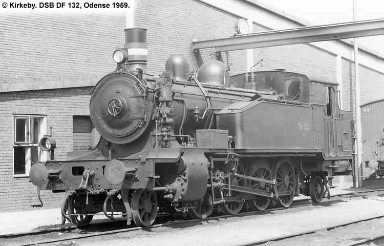DSB DF132 1