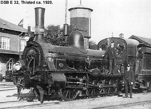 DSB E 32