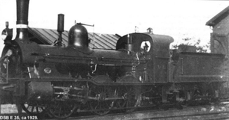 DSB E 35