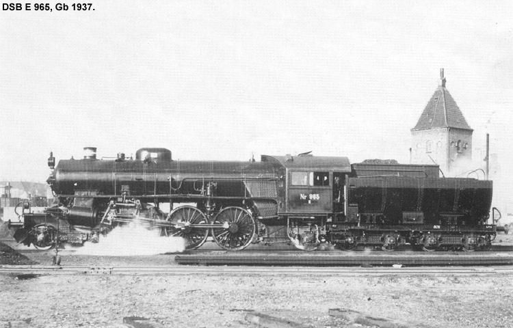 DSB E 965
