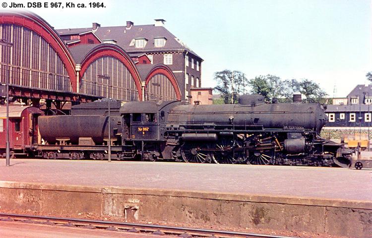 DSB E 967