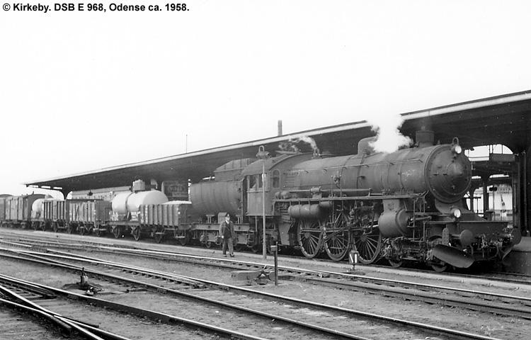 DSB E 968