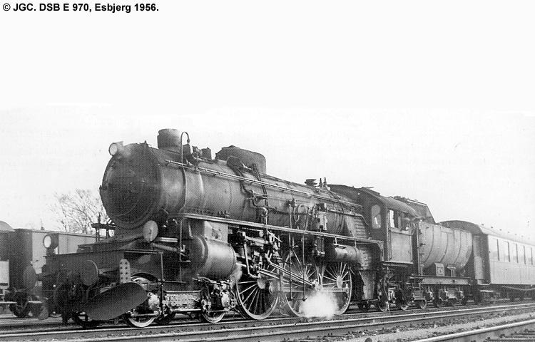 DSB E 970
