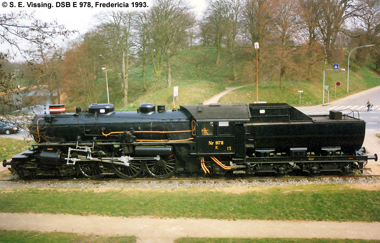 DSB E978