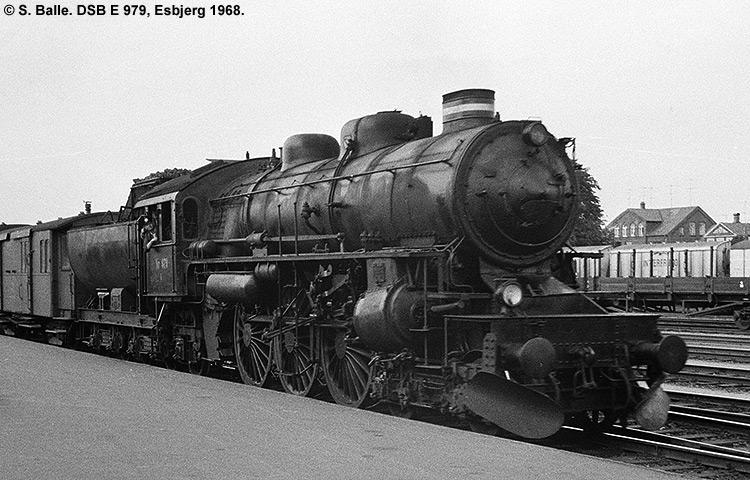 DSB E 979