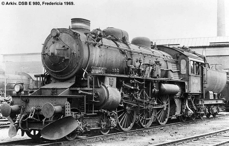 DSB E 980