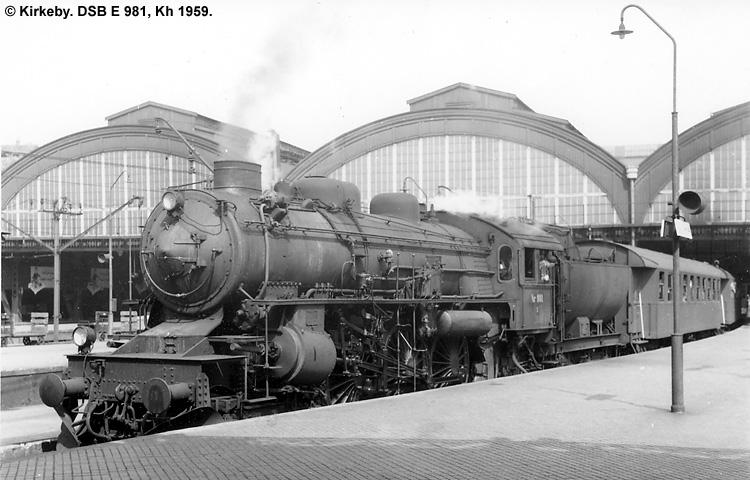DSB E981