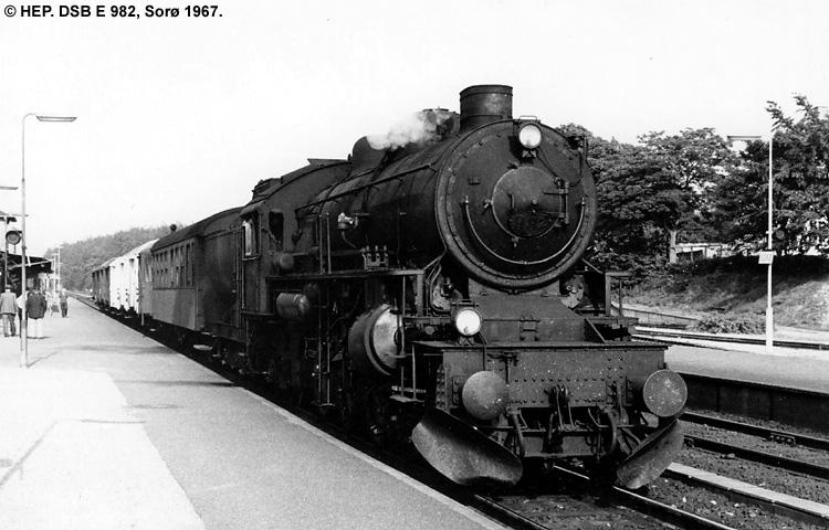DSB E 982