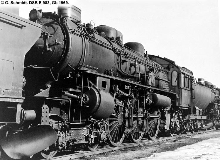 DSB E983