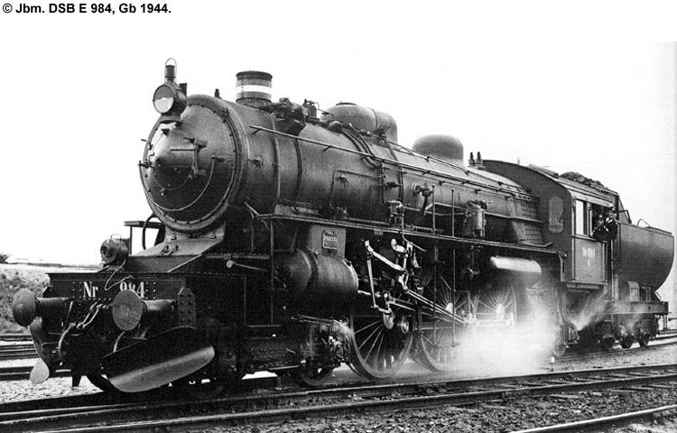 DSB E 984