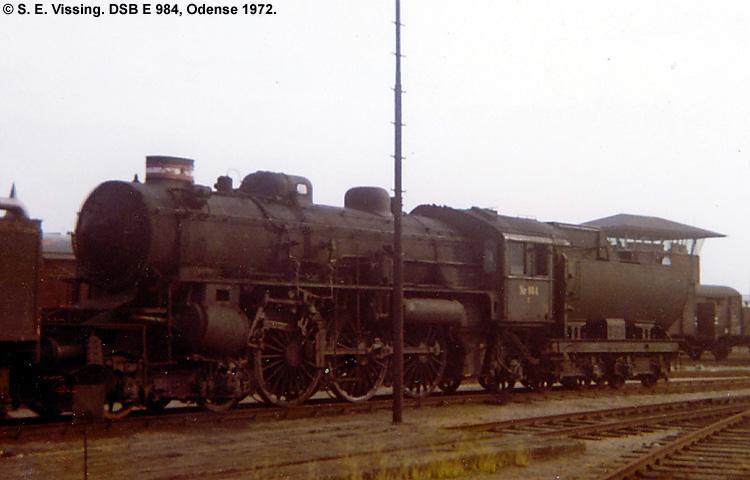 DSB E984 1