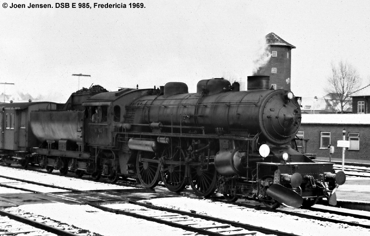 DSB E985 1