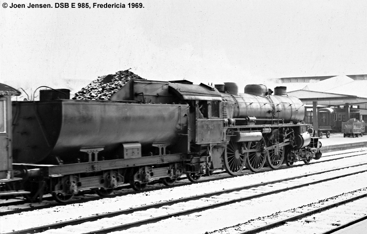 DSB E 985