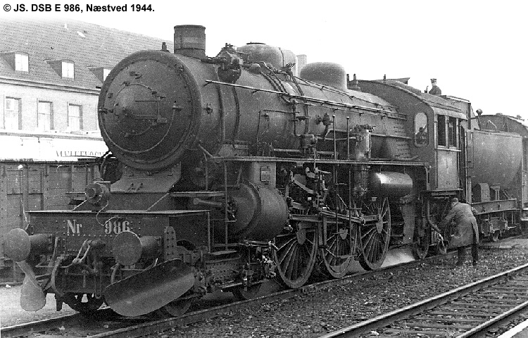 DSB E 986