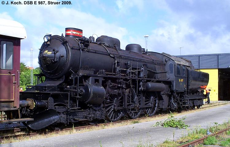 DSB E 987