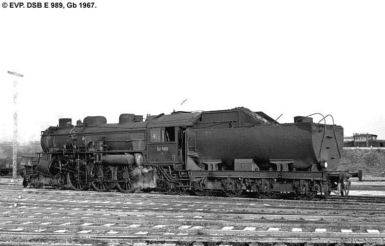 DSB E 989