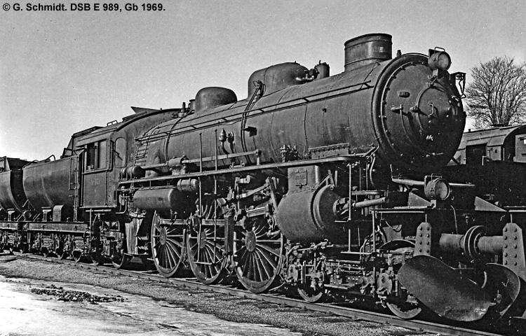 DSB E989