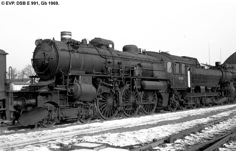DSB E991 1