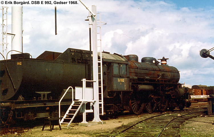 DSB E 992