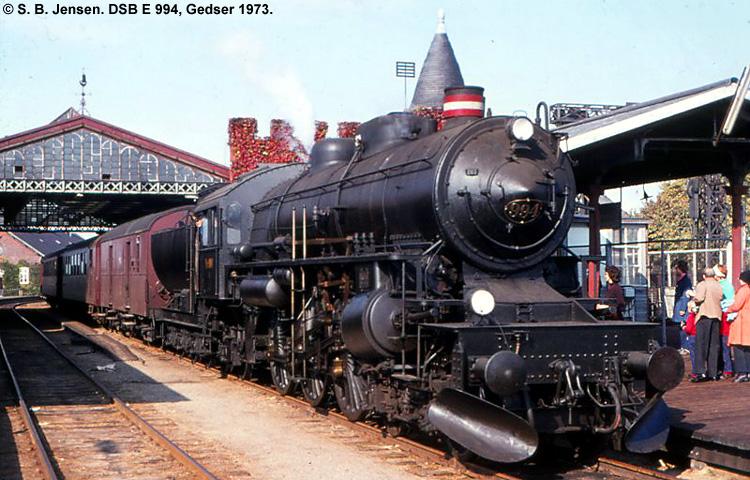 DSB E 994