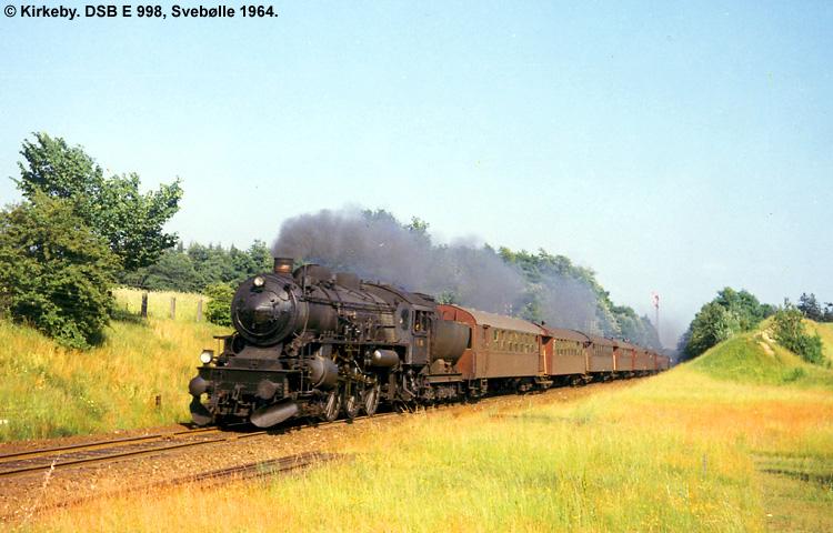 DSB E 998