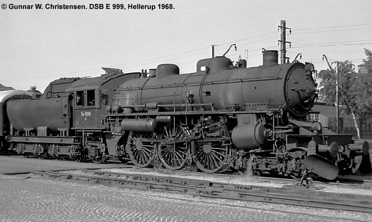 DSB E 999
