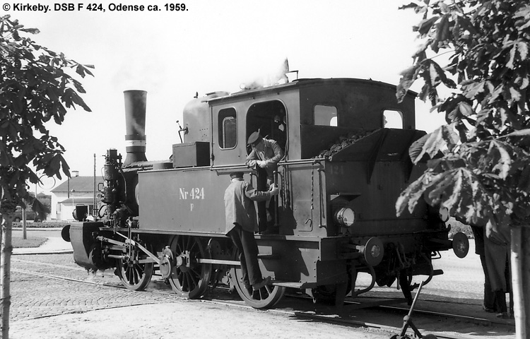 DSB F 424