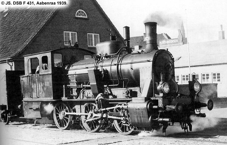 DSB F 431